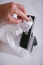Bakterije na mobilnom telefonu