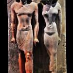 Skulpture u Starom Egiptu