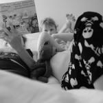 Deca u krevetu