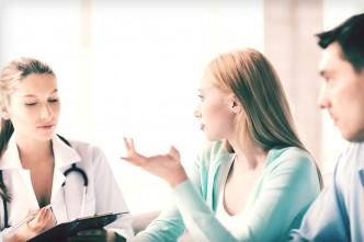 Razgovor sa ginekologom
