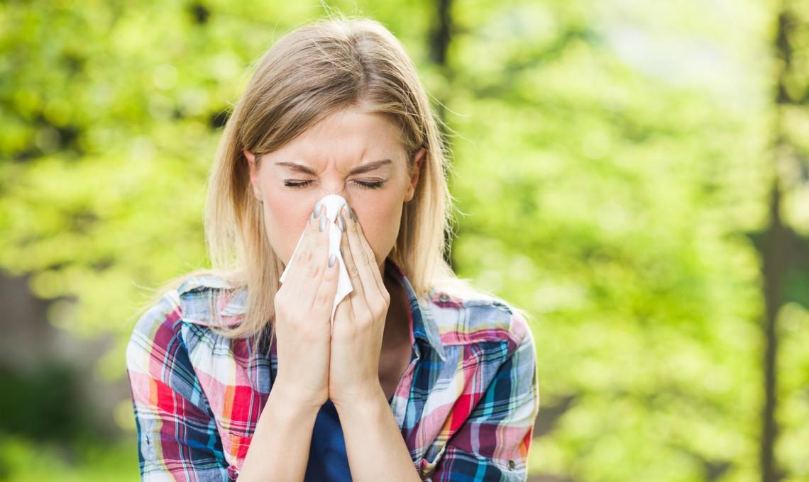 Sezona alergija