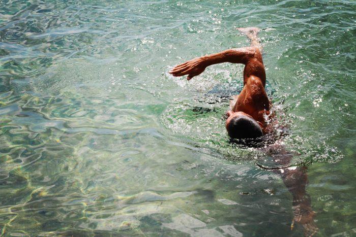 Upala uha kod plivaca