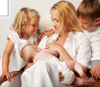 Porodica i dojenje