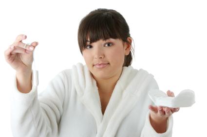 Menstruacija - tamponi