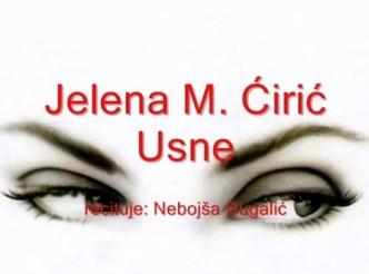 Usne, Jelena M. Ćirić