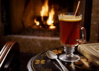 kuvano vino i kamin