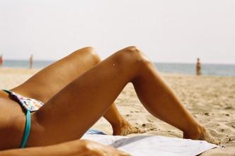 Sunčanje u bikiniju