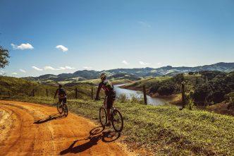 biciklisti na planini