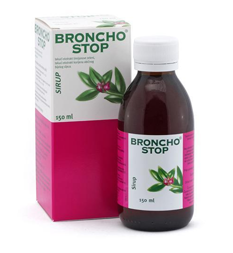 Bronhostop sirup